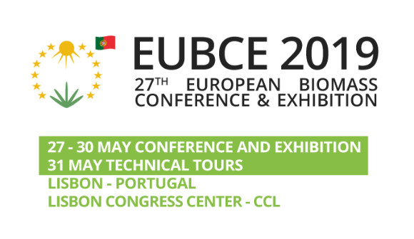 European Biomass Conference & Exhibition EUBCE 2019
