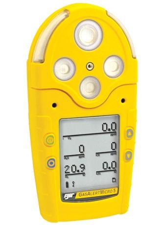 Detectores multigas – 5 gases – PID