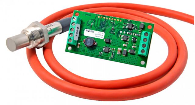 Medición de oxígeno mediante sensor de óxido de zirconio