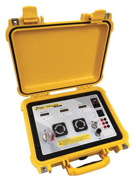 Analizador portátil de oxígeno mediante sensor de óxido de zirconio