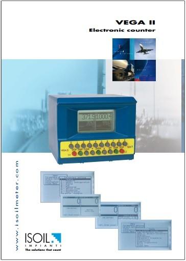 Catálogo Vega II