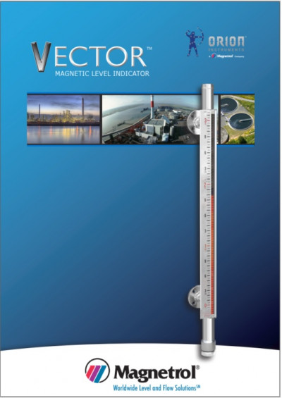 VECTOR Magnetic Level Indicator