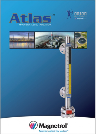 ATLAS Magnetic Level Indicators