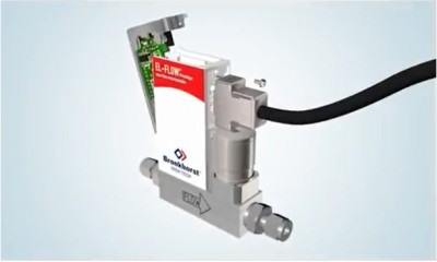 EL FLOW Prestige Mass Flow Meters / Controllers for Gases 3D Cardboard