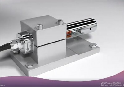 Unique Characteristics of the KIS Load Cell VPG Process Weighing