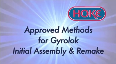 Approved Methods for Gyrolok Initial Assembly & Remake