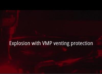 Explosion Venting Devices - RSBP