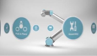 Universal Robots - Robots de colaboración